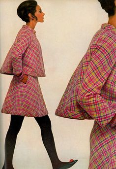 Marisa Berenson, 1968 Fashion