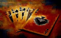 Cartas Poker Hd