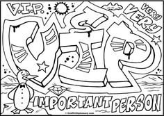 25 Best Coloring Graffiti Images Coloring Books Coloring Pages