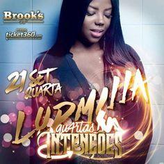 Brook's SP | Ludmilla ao vivo! Infos e Listas no Site: http://www.baladassp.com.br/balada-sp-evento/Brooks-SP/449 Whats: 951674133