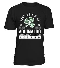 AGUINALDO Original Irish Legend