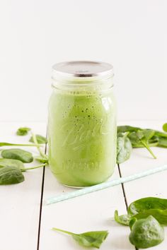 haseimglueck.de Rezept, Green Smoothie Avocado Spinat Apfel 3