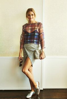 The Olivia Palermo Lookbook : Olivia Palermo