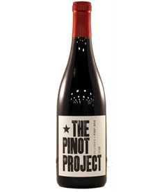 Project Pinot Noir- one of my faves