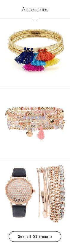 """Accesories"" by kikekiko ❤ liked on Polyvore featuring jewelry, bracelets, accessories, coachella, bohemian style jewelry, tassel jewelry, layered jewelry, boho jewellery, aqua jewelry and beaded jewelry"