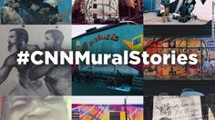 Juleeon of Toledo was chosen in this CNN Instagram Challenge:  The Stories Behind Public Murals  Photo: Robin Sulier Charney Instagram Share: Emily Rippe Coordinators: Art Corner Toledo, Food For Thought