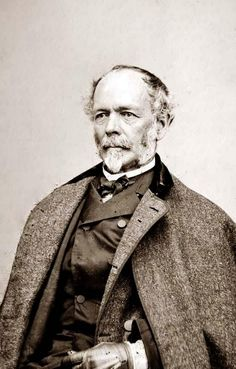 Civil War Confederate Generals | Gen. J.E. Johnston, C.S.A. L he and Sherman would be friends until their deaths a month apart