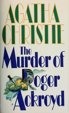 The murder of Roger Ackroyd by Agatha Christie. One of the greatest Christie plots and it doesn't disappoint on third read. This is one of those solutions that sticks with you and makes you want to re read the book right away to see how you missed it. This approach is very satisfying -- the re read gives the opportunity to see how many clues are truly there.