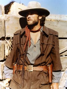 The Outlaw Josey Wales/1976 in my opinion the best western he made as well as the most authentic.rex
