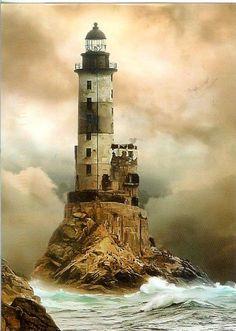 Aniva Lighthouse Sakhalin - Russia