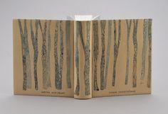 Chrisine Giard // Nobel Museum Bookbinding Exhibition 2013 - Tomas Tranströmer