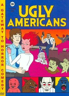 Paramount Studios Ugly Americans Vol. 1