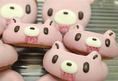 Gloomy Bear Cookies #kawaii #pink