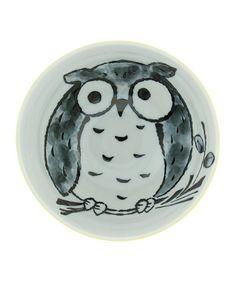 Yellow Moon Owl