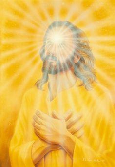 Faltkarte Goldener Christus Produktkatalog Detail ESOTERIK ESOTERIK SHOP ENERGETHIKER WIEN