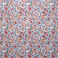 Traditional Scrolls & Cherubs Italian Paper