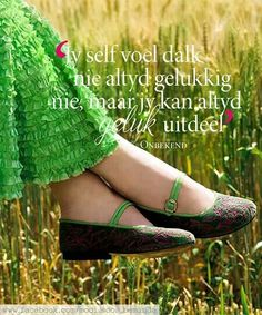 Geluk Afrikaans Quotes, Peep Toe, Heels, Hart, Kos, Motivational, Printables, Wisdom, Live
