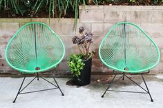 Lovin'it can anyone tell me where to finds these Vintage chairs?