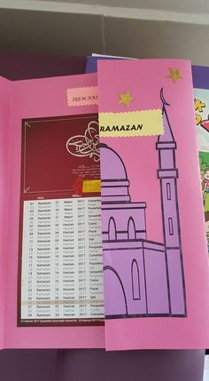 Ramadan Crafts, Kids Education, Kids Learning, Islam, Diy And Crafts, Preschool, Activities, Cami, Embroidery