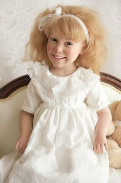 Charming doll-children Anna Mitrani (Anne Mitrani dolls) / Other collectible dolls / Beybiki. Photo Dolls. Clothes for dolls