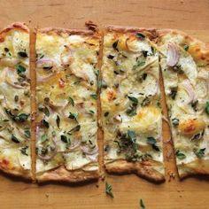 Mario Batali's Pizza Dough Recipe - Bon Appétit