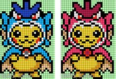 Recently it has been addicted stuffed costume of Pikachu (the Pokemon Center Original) to the parlor beads design. Cute Pikachu, but it is already drunk a do because it is still 200% cute! I tried …