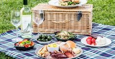 If you love the idea of discovering a sunny al fresco dining spot in your favourite park, wicker basket in hand, but aren't so keen on foil-wrapping sandwiches and cleaning up leaking Tupperware, we suggest you take a look at London's most appealing, ready-made picnic hampers, put together in the capital's finest kitchens. Here are the eateries offering the most delicious food bundles…CARLUCCIO'S