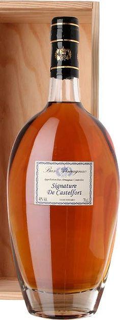 Bas-Armagnac Signature, Castelfort, Carafe Danaï