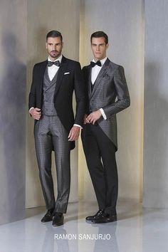 Matrimonio gay vestido de novia