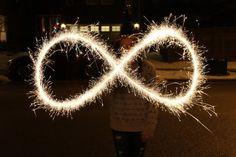 Infinity sign :) x