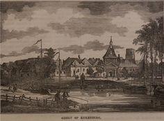 1841-Gezicht op de haven te Culemborg.