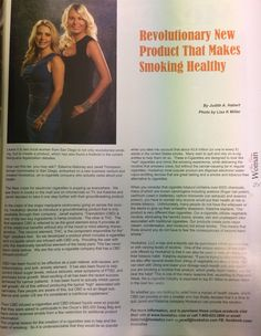 ISSUU Magazine - San Diego Women 2014 ~ Article about Hookahzz and co-owners Katarina Maloney and Janell Thompson.