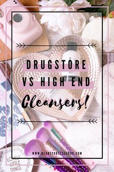Drugstore vs High End: Cleansers!* [ Beauty Obsessed ] Cleanse Me, Drugstore Beauty, Skin Care Treatments, Salicylic Acid, Acne Prone Skin, Product Label, Dead Skin, Makeup Remover