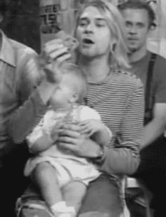 Kurt and Frances, 22 years ago today :'(