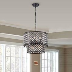 @ Fabrizia LED Crystal Chandelier By Willa Arlo Interiors Chandelier For Sale, Bronze Chandelier, Globe Chandelier, Chandelier Lighting, Chandeliers, Traditional Pendant Lighting, Traditional Furniture, Furniture Making, Light Led