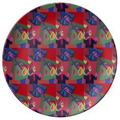 "#Plate ""Kindergarden"" by MAR - #birthday #gift #present #giftidea #idea #gifts"