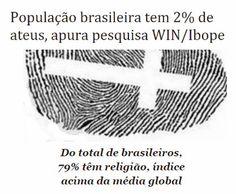 http://www.paulopes.com.br/2015/05/populacao-brasileira-tem-dois-por-cento-de-ateus-apura-pesquisa.html