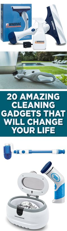20 Amazing Cleaning Gadgets That Will Change Your Life