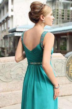 aqua teal turquoise dress | Teal/Turquoise Prom Dress - Aqua Jewelled Sweetheart Evening Dress ...