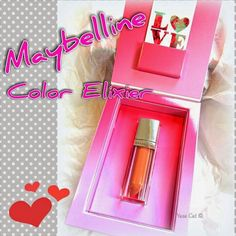 Maybelline Color Elixier
