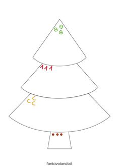 Preschool Christmas Crafts, Christmas Activities For Kids, Winter Crafts For Kids, Art For Kids, Christmas Writing, Christmas Sewing, Kids Christmas, Christmas Ornament Template, Christmas Templates