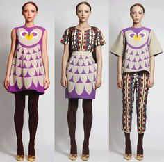 I adore this owl dress!  romance-was-born1.