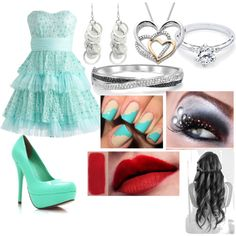 """Prom"" by music-lover-at-heart on Polyvore"
