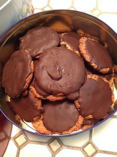 Schoko Elisen Lebkuchen