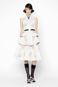 Marni Resort 2013 Fashion Show - Marte Mei van Haaster