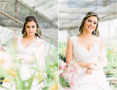 Ensaio de noiva em orquidário. #bride