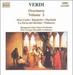 Various - Verdi: Overtures Vol 2