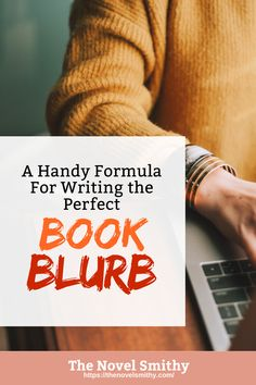 Writing a successful book blurb is a critical skill to learn if you plan to self-publish your novel—and also a difficult one to master. Fortunately, rather than having to create your book's description from scratch, there's a handy formula you can use to write the perfect fiction book blurb! Writing Advice, Writing Resources, Story Prompts, Skills To Learn, Self Publishing, Fiction Books, How To Become, Writer, Novels