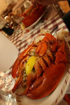 New Glasgow Lobster Supper, PEI by are you gonna eat that, via Flickr Prince Edward Island, Summer Travel, Glasgow, Vacations, Seafood, Canada, Spaces, Eat, Ethnic Recipes