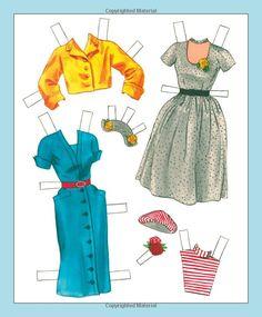 Doris Day Paper Dolls: Paper Dolls: 9780979066849: Amazon.com: Books * 1500 free paper dolls Arielle Gabriel's The International Paper Doll Society #QuanYin5 Twitter QuanYin5 Linked In #ArtrA *